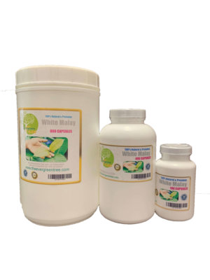 White Malay kratom Capsules, White Malay Kratom Capsules (500mg), Buy Kratom Online - the evergreen tree |
