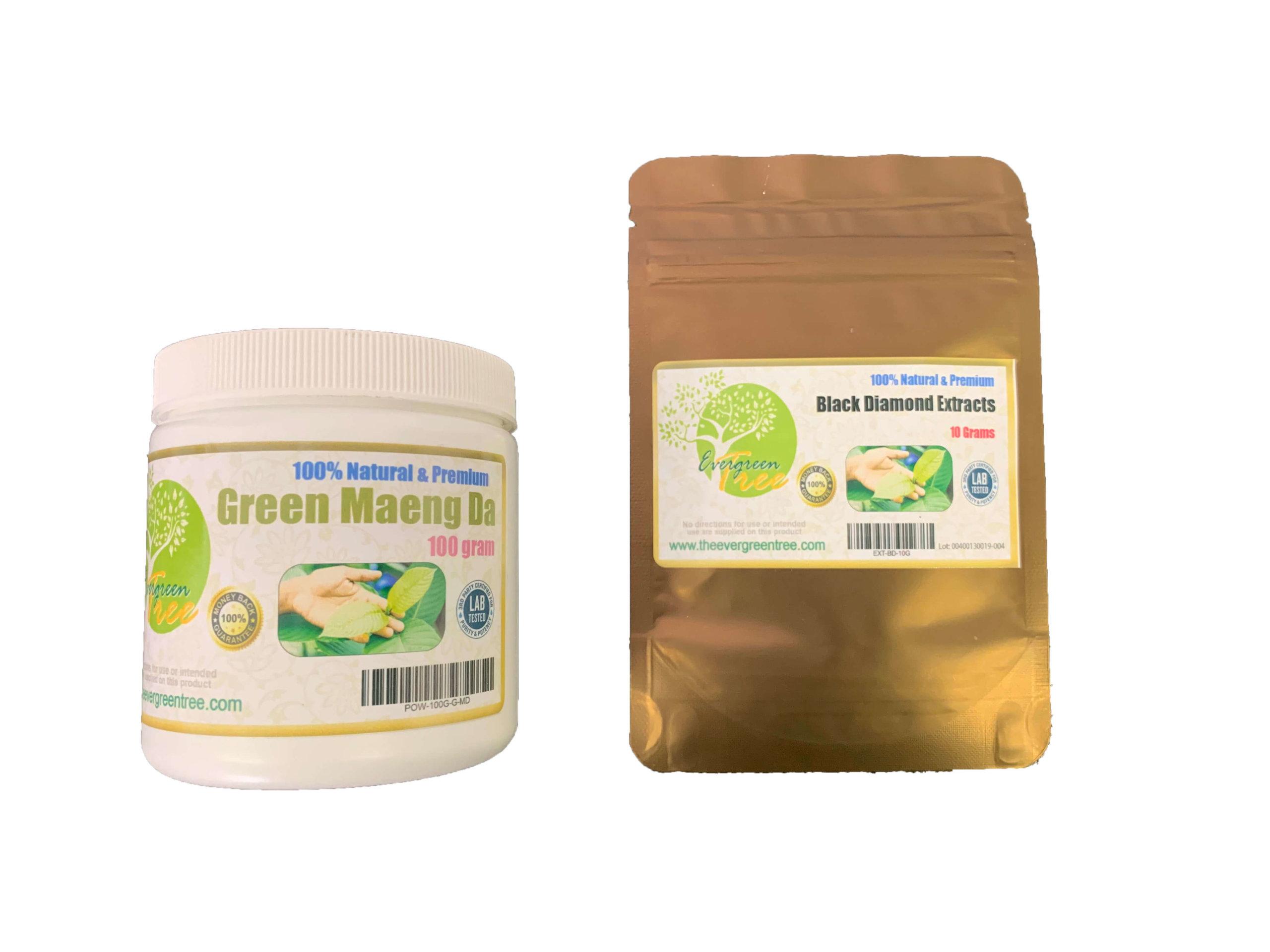 Buy Kratom Online - The Evergreen