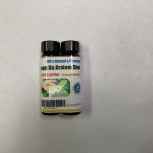 Maeng Da Kratom Shot 10ml/130mg Alkaloid